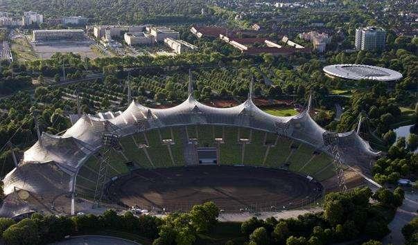Олімпійський парк Мюнхена