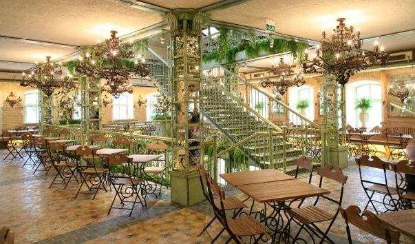 Ресторан «Граблі» на Третьяковській