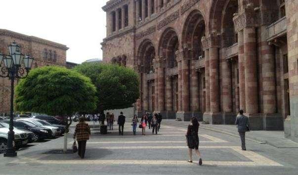 Будівля уряду Вірменії