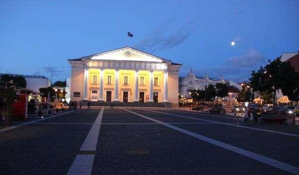 Вільнюська ратуша