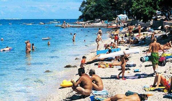 Нудистський пляж Коверсада