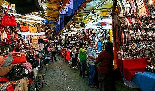 Нічний ринок Патпонг